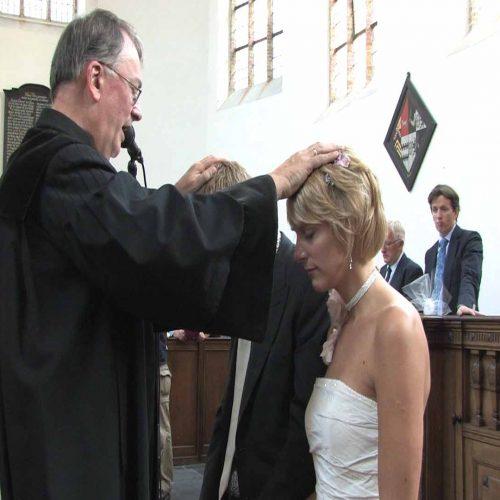 Video: Kerkelijke inzegening van het huwelijk